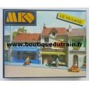 Le village : Epicerie et quincaillerie - MKD MK661 - HO