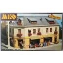 Le village : Hotel du depart - MKD MK641 - HO