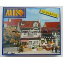 Le Village : Maison du notaire - MKD MK628 - HO