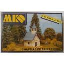 Le village : Chapelle de St Forget - MKD 680 - HO