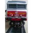 Lighting kit CC6505 locomotive ANALOG Jouef HO