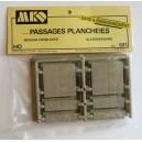 Passages Plancheifies MK521 MKD