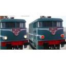 Kit d'éclairage locomotive BB251100 et 16001 ANALOG Jouef HO