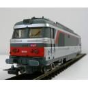 Locomotive BB67400 - livree multiservice 95165 - PIKO HO