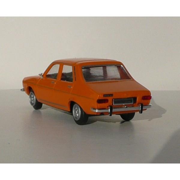 renault r12 tl orange brekina sai 2223 ho boutique du train. Black Bedroom Furniture Sets. Home Design Ideas