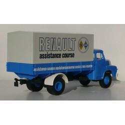 Mes véhicules routiers en H0 - Page 2 Camion-saviem-renault-brekina-train-miniature-ho-823-5