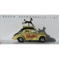 Renault 4CV picon Bush - 56504 - HO