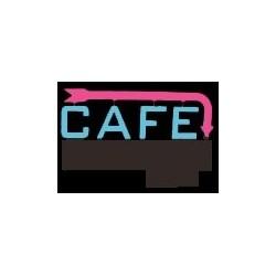 Miller Panneau de toit clignotant CAFE HO/O 1781