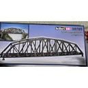 Kibri 39700 - H0 Pont a arc en acier voie simple