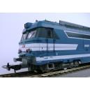 LOCOMOTIVE DIESEL SNCF BB 67420, LOGO NOUILLE, EP V - 3 rails HO