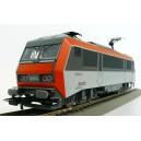 Electric LOCO SNCF BB 26076, LOGO NOUILLE, EMT LENS, 3-rails alt