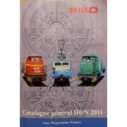 catalogue PIKO - HO et N 2011