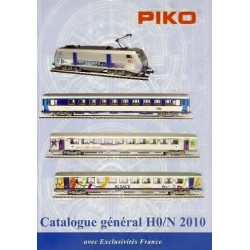 catalogue PIKO - HO et N 2010