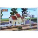 MKD - maquette Sablerie Huillerie et depot TIA - MK8019 - HO