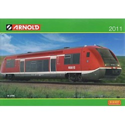 catalogue ARNOLD - Hornby 2011