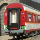 LSM 40113 Voiture grand confort A8u LS models HO