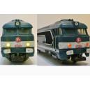 Kit d'éclairage locomotive BB67001 ANALOG Jouef HO