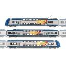 JOUEF - Railcar diesel X73500 Lorraine - HJ2132 - HO