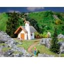 Kibri 39781 - Alpine Chapel - HO Scale