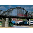 FALLER - pont metallique arque  120536 HO