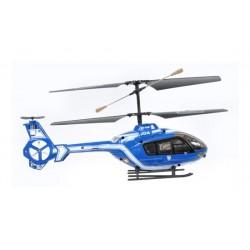 Hélicoptere birotor telecommandé infrarouge GENDARMERIE eurocopter EC135 - T2M 1/55