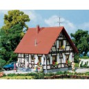 Faller - Tudor style house - 130222 - HO