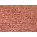 FALLER 170607 - Plaque briques anciennes 255x125mm - HO