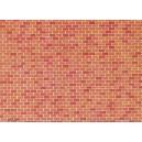 FALLER : Plaque BRIQUES 255x125mm 170608 HO