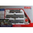 PIKO P1070 - Coffret de départ  BB8500 multiservice voyageur SAI