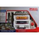 PIKO P1071 - Coffret de départ  BB8500 BETON marchandise SAI