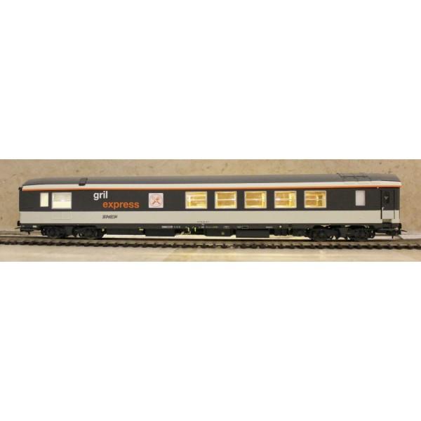 kit d 39 clairage pour voiture voyageur corail bar ls models boutique du train. Black Bedroom Furniture Sets. Home Design Ideas