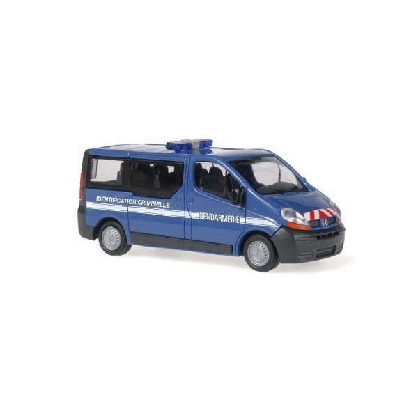 rietze 51377 vehicule renault trafic gendarmerie identification criminelle ho boutique du. Black Bedroom Furniture Sets. Home Design Ideas
