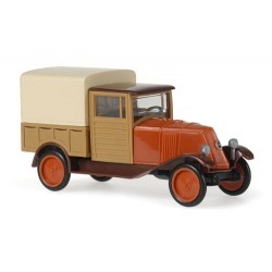 RIETZE 83059 - vehicule miniature Renault NN BACHE beige - HO