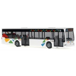 rietze 66946 autobus mercedes benz citaro bar le duc ho 1 87 boutique du train. Black Bedroom Furniture Sets. Home Design Ideas