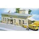 MKD 642 - Le village - Maquette de POSTE centre de tri - HO 1/87