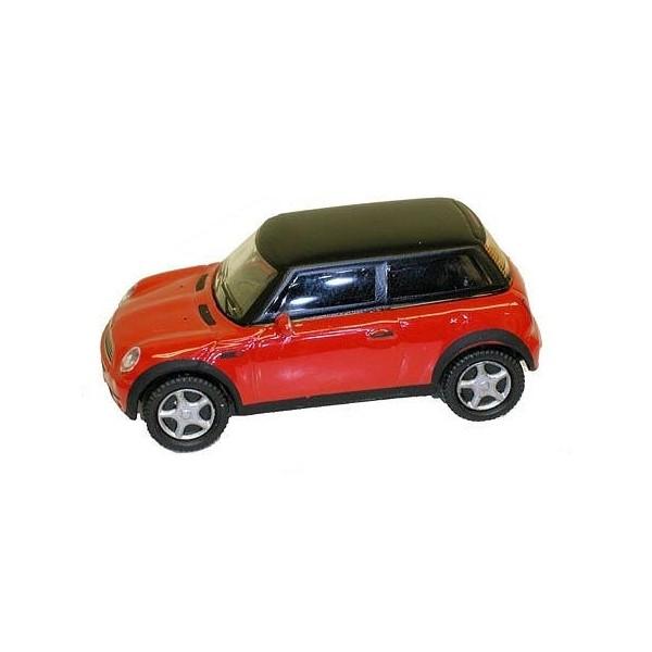 model power ho mini cooper rouge toit noir 19132. Black Bedroom Furniture Sets. Home Design Ideas