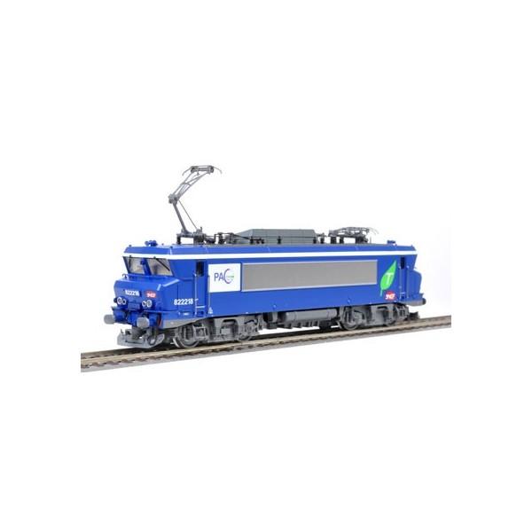 Roco locomotive bb22200 sncf transilien 72636 ho boutique du train - Transilien prochain train ...