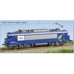 LSM 10432 - Loco SNCF BB 22218 TRANSILIEN petite cabine - ep VI - HO