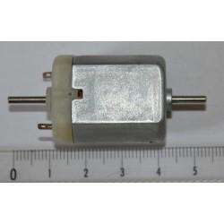 Moteur MOTRAX XTRAIN diametre 24mm, double axe pour Jouef Lima Roco