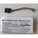 UHLENBROK - Decodeur multiprotocole DCC motorola - SAI 1180 HO