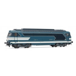 JOUEF HJ2217 - Locomotive BB67038 - livree bleue SNCF - HO
