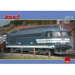catalogue JOUEF - Hornby nouveautés 2014
