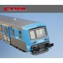 EPM E41.09.02 - Rame de 3 voitures RRR Povence Alpes Cote d'azur - ep 4 -décodeur intégré - HO