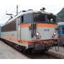 Locomotive BB8600 SNCF livree beton - PIKO 96520 - HO