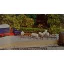 Maquette SAI 125.1 - maquette de rampe de chargement d'animaux - HO