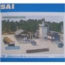 SAI 142 - Scierie des bois de la remarde - HO