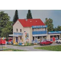 """SAI 182 - CAFE BAR du loir, maison de la presse """"chez ginette"""" - HO"""