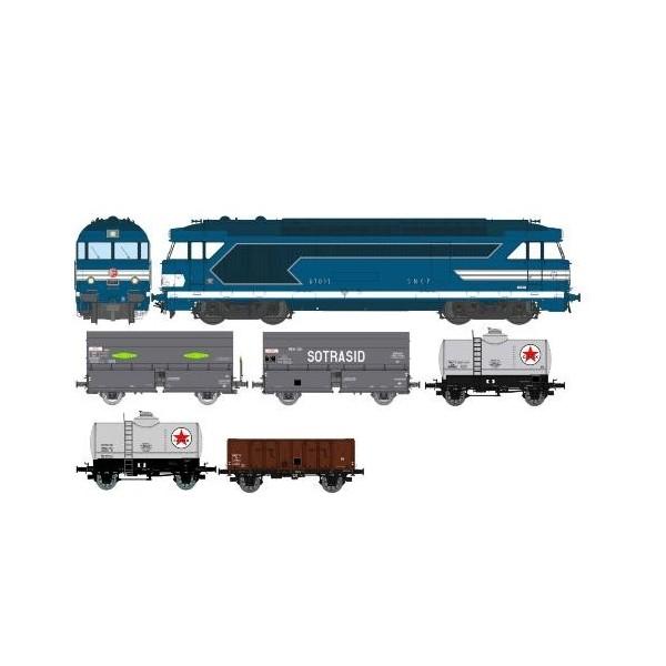 ree cm001 coffret bb67011 a plaques chambery avec 5 wagons ep3 ho boutique du train. Black Bedroom Furniture Sets. Home Design Ideas