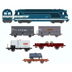 ree cm003 coffret bb67002 avignon avec 5 wagons ep5 ho boutique du train. Black Bedroom Furniture Sets. Home Design Ideas