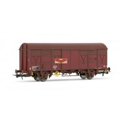 ELECTROTREN - EL1821 - Wagon Couvert G40 SNCF Epoque IV - HO